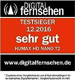HUMAX Digital HD NANO T2 IR, schwarz - 7