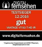 Vantage VT93 T-HD IR, schwarz - 5