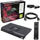 Xoro HRT 8720 + HDMI Kabel mit Ethernet Funktion und vergoldeten Anschlüssen, schwarz
